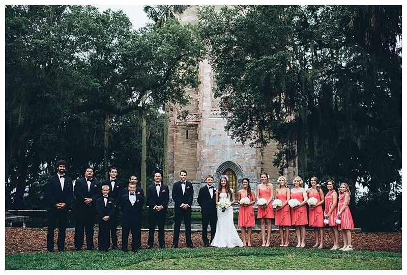 Ben and Paige - Bok Tower Gardens Wedding - Lake Wales, FL