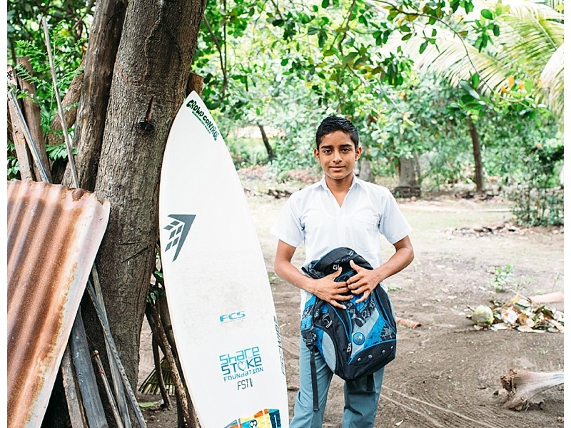 Share The Stoke Foundation - El Salvador