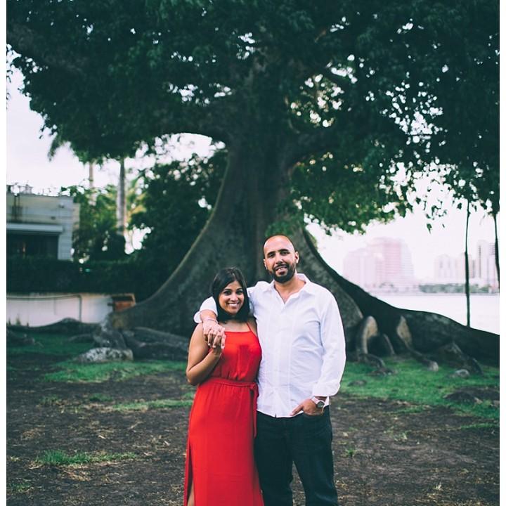 Karissa and David - Palm Beach Engagement Shoot - Palm Beach, FL