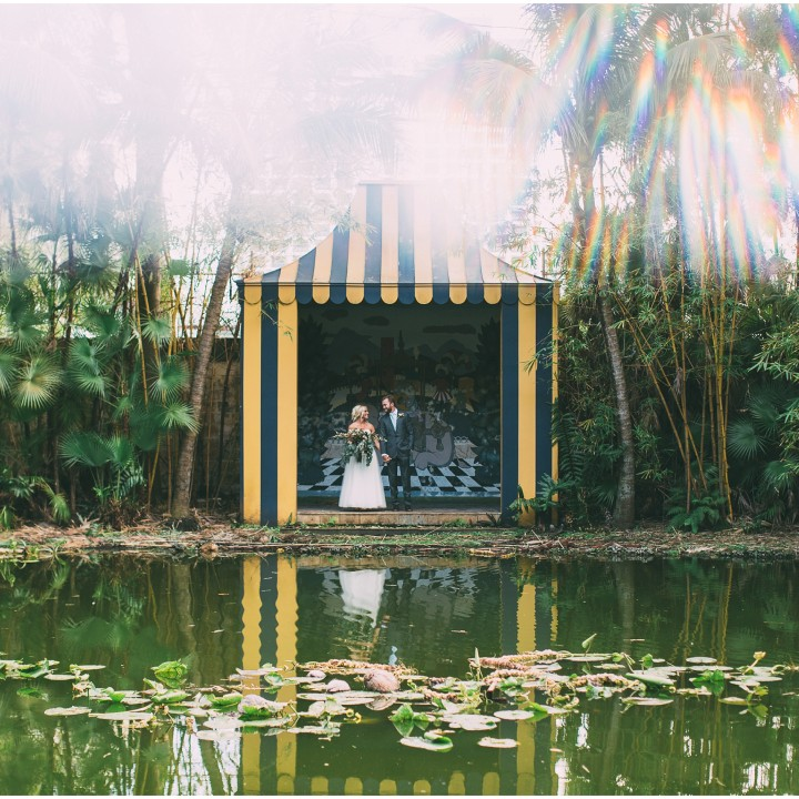 Erica and Roman - Bonnet House Wedding - {Ft. Lauderdale Wedding Photography
