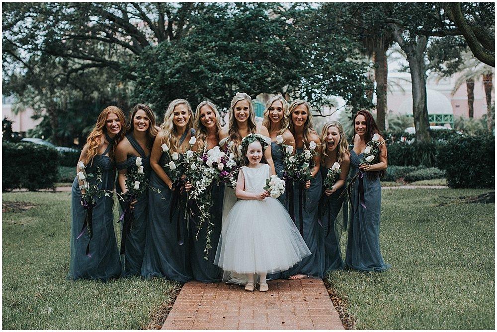 grey-bridesmaids-dresses-florida