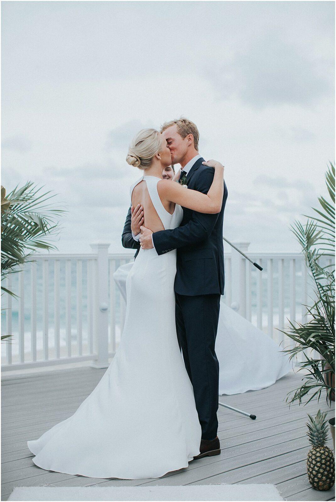 south florida beach wedding