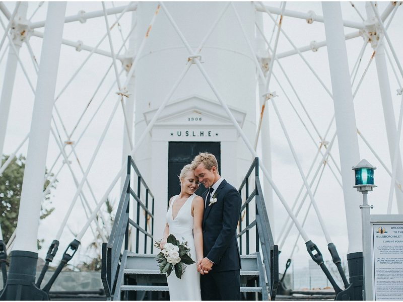 Maddie + Tanner - Hillsboro Club Wedding Photography - Deerfield Beach, FL