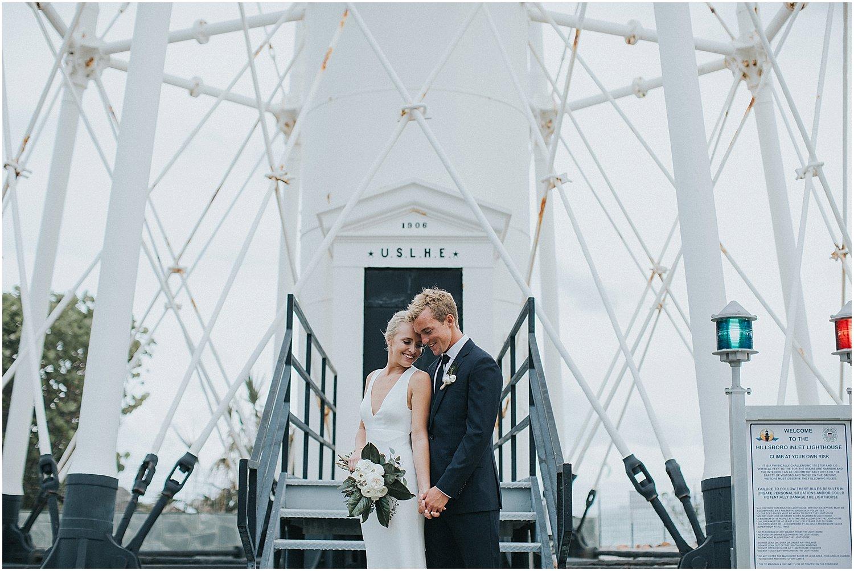 hillsboro lighthouse wedding