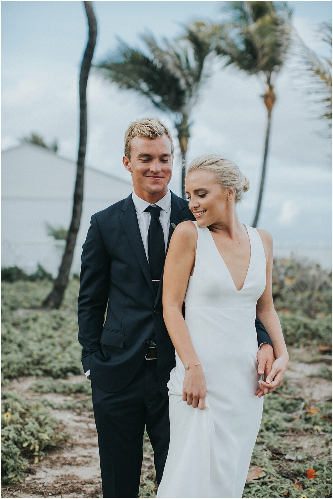 south florida tropical wedding
