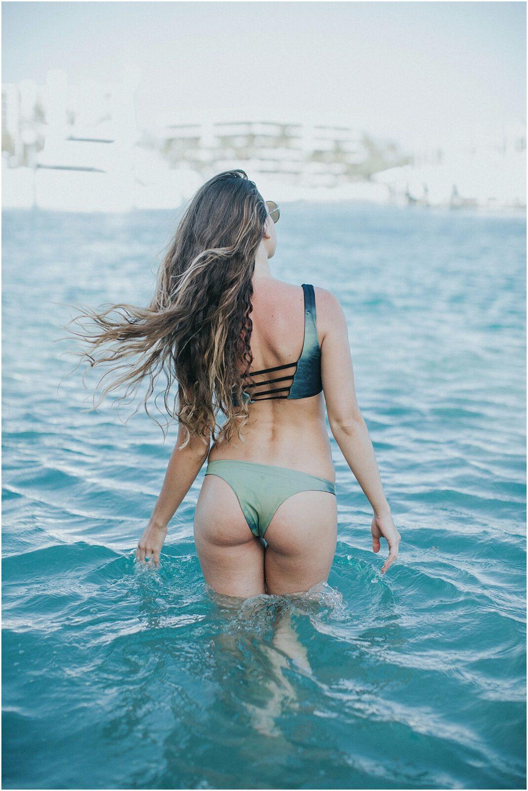 bikini photography