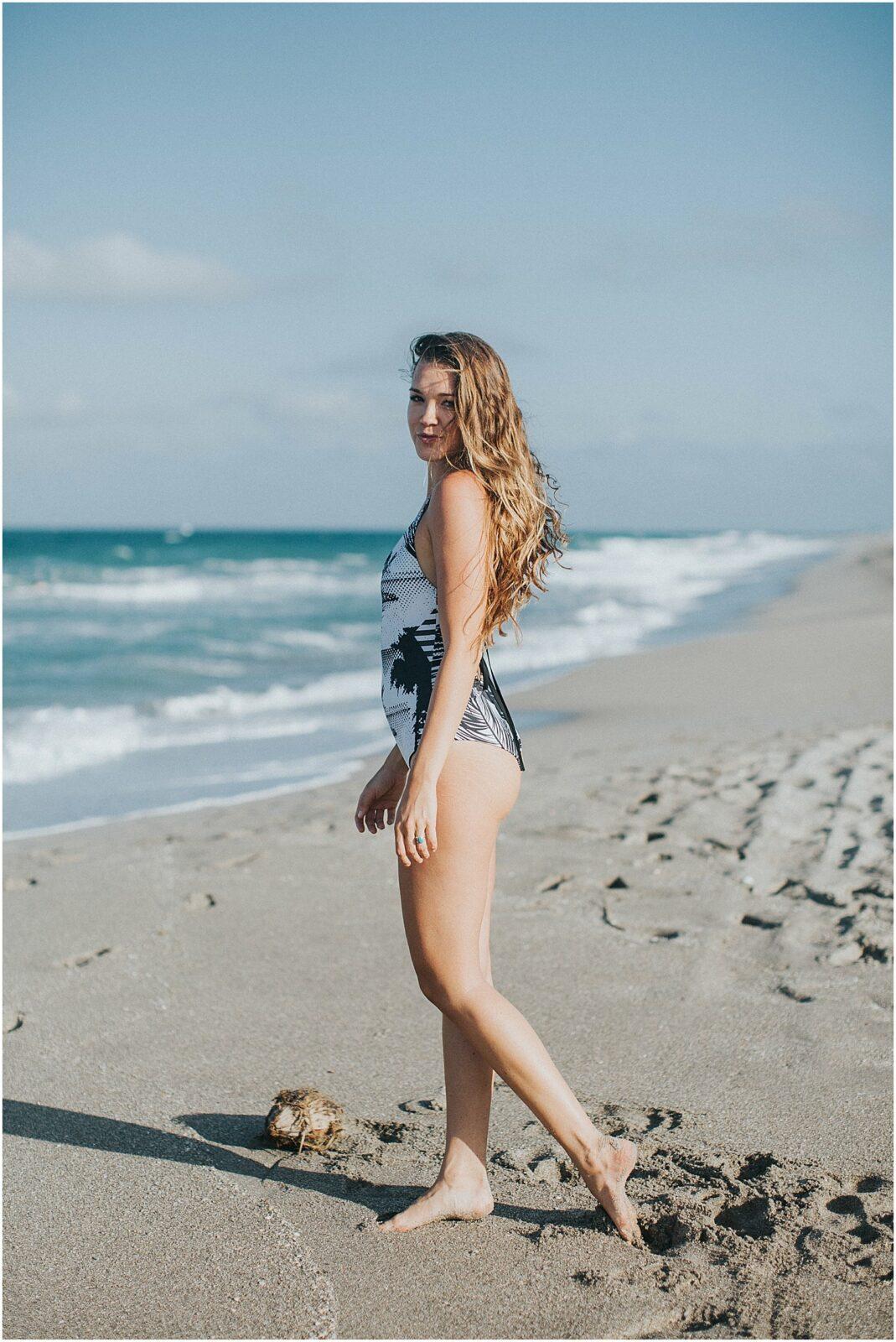 south florida bikini model