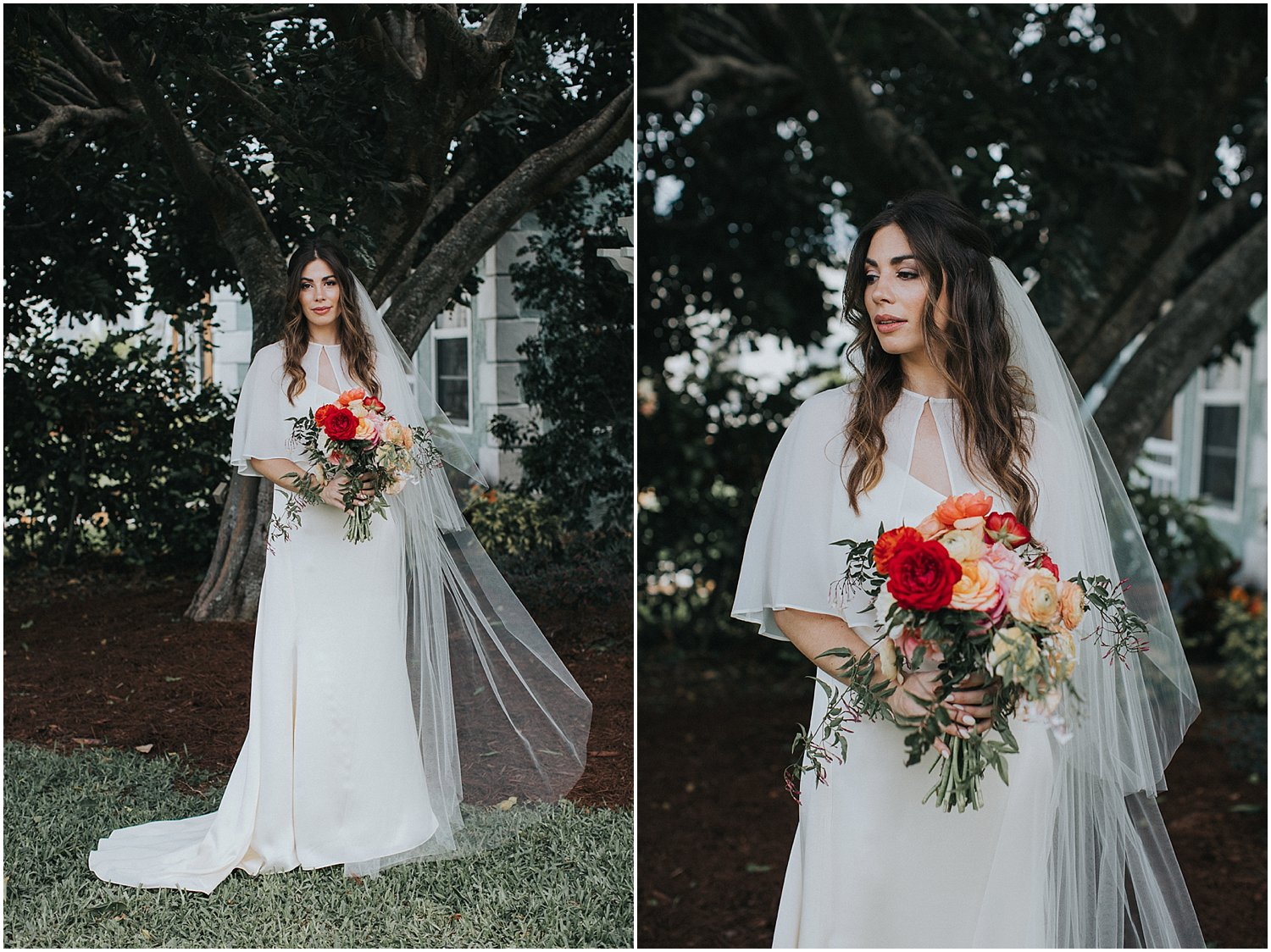 south florida bridal portraits