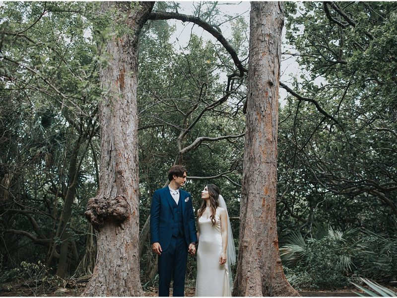 Chelsea and Justin - Wright By the Sea Wedding {Florida Wedding Photography}