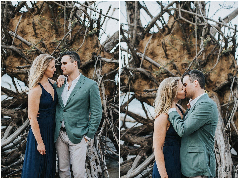 romantic driftwood beach photography