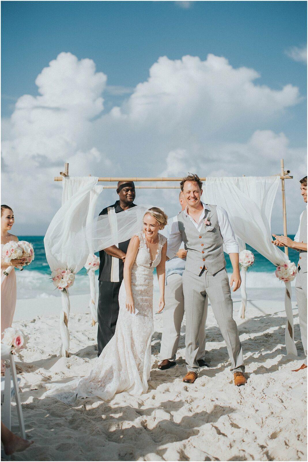 exuma wedding