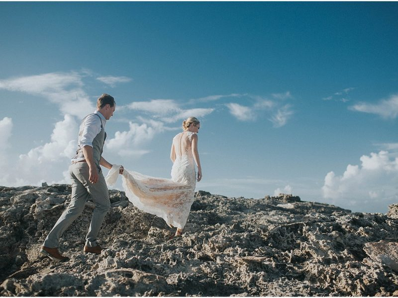 Kristin + Doug - Great Exuma Wedding - {Exumas Wedding Photographer}