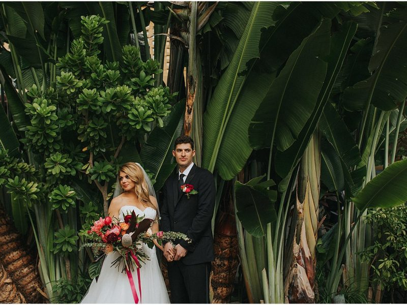 Jenna + Paul - Tropical Bonnet House Wedding { Florida Wedding Photographer}