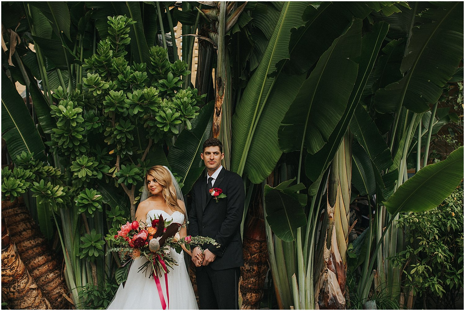 tropical wedding venue