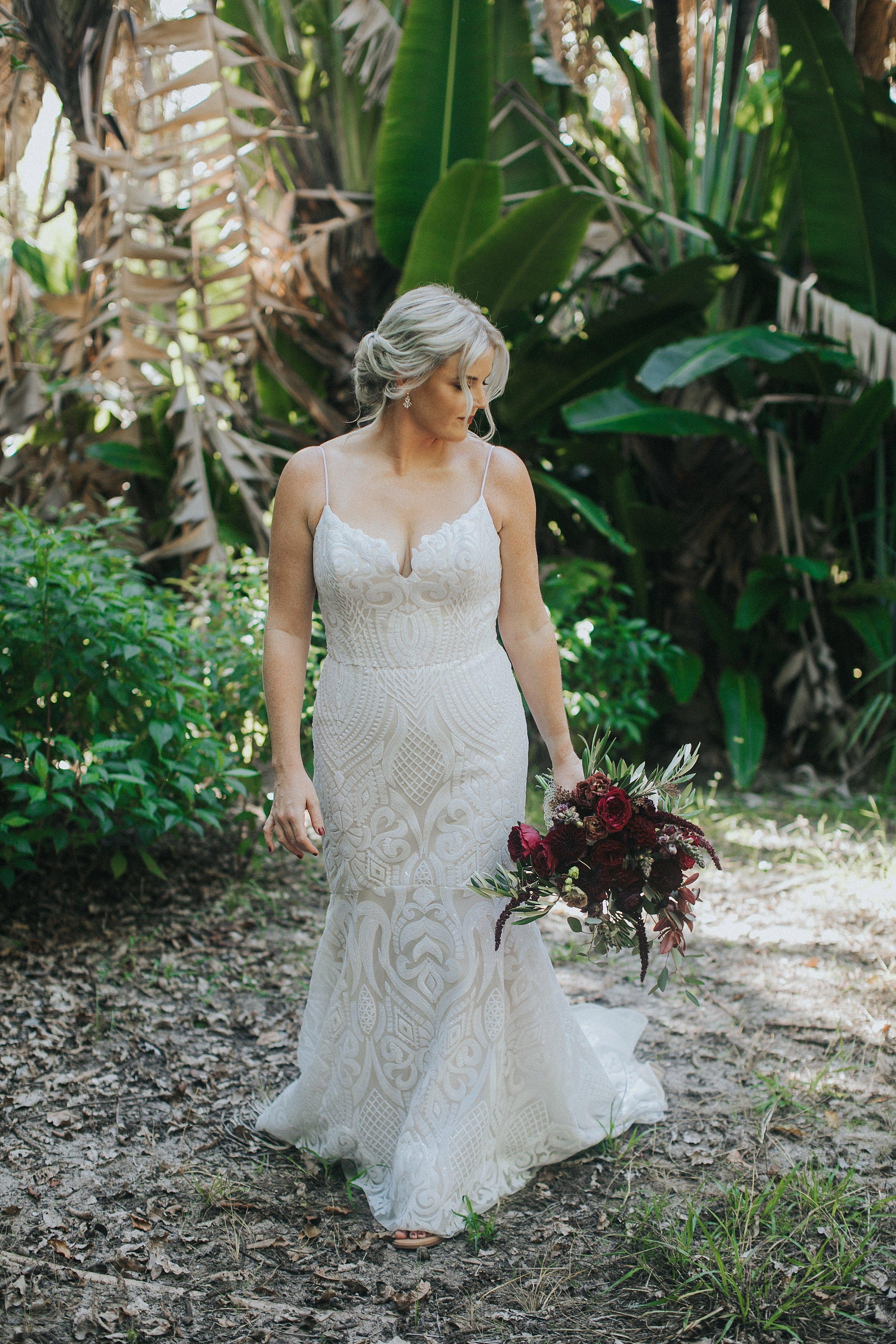 tropical bonnet house wedding