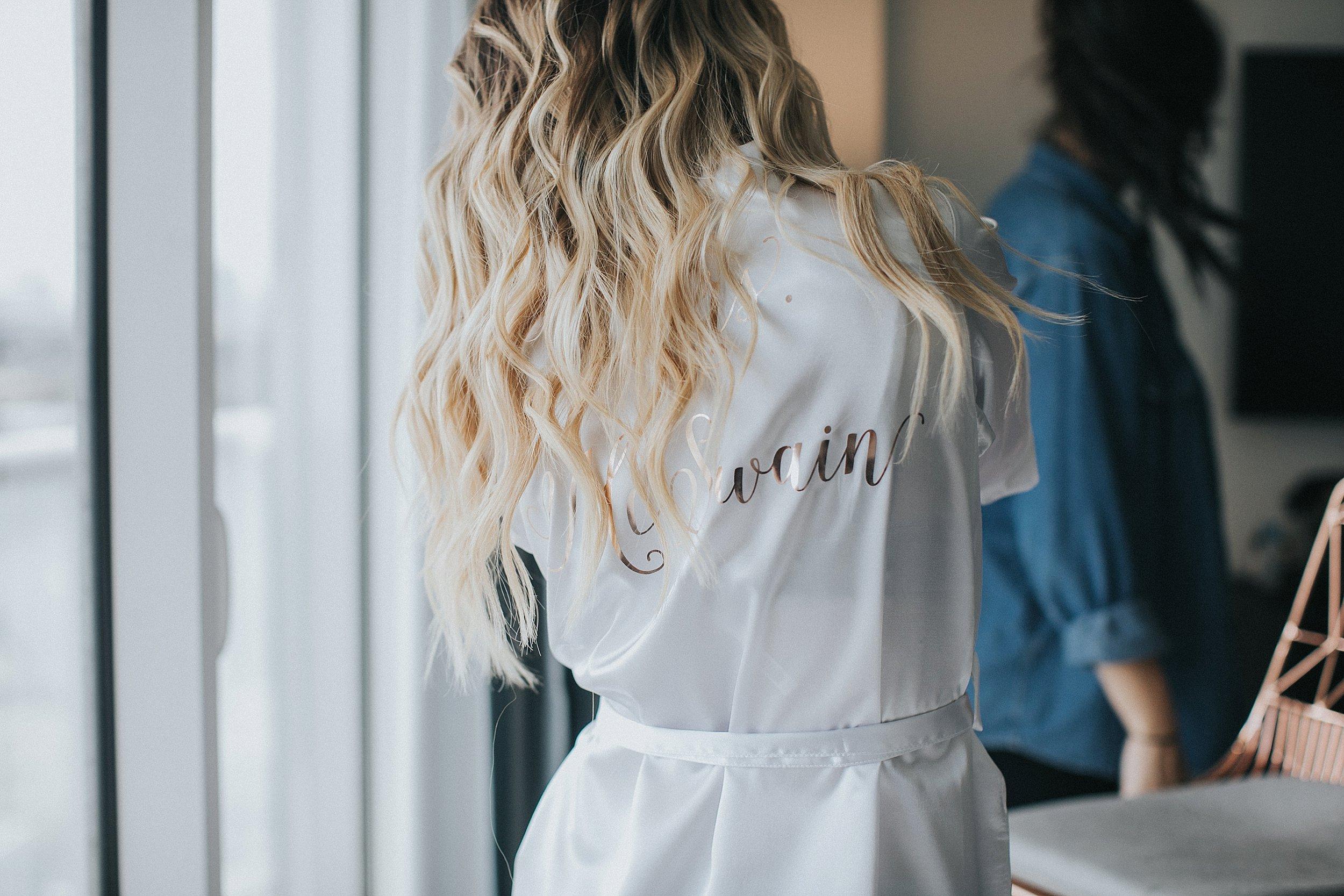 bridal kimonos