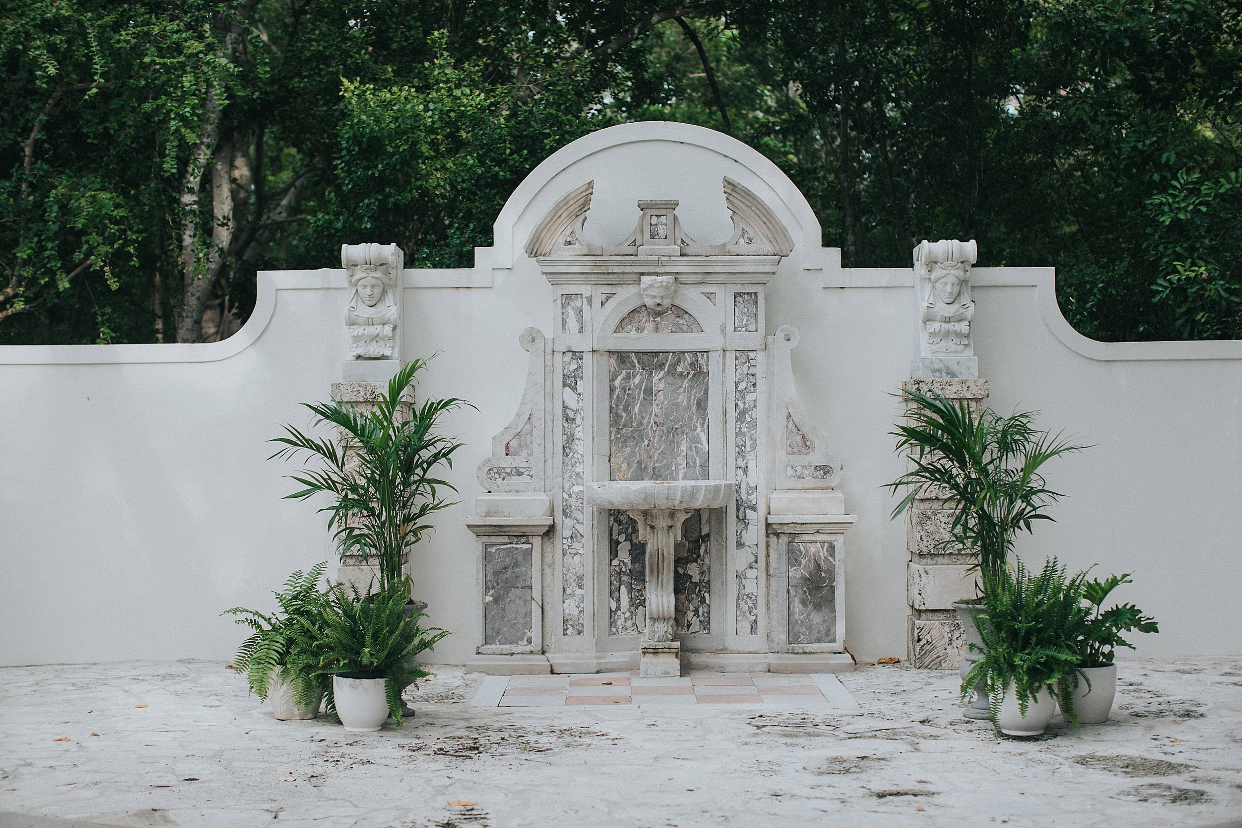 bonnet house weddings florida