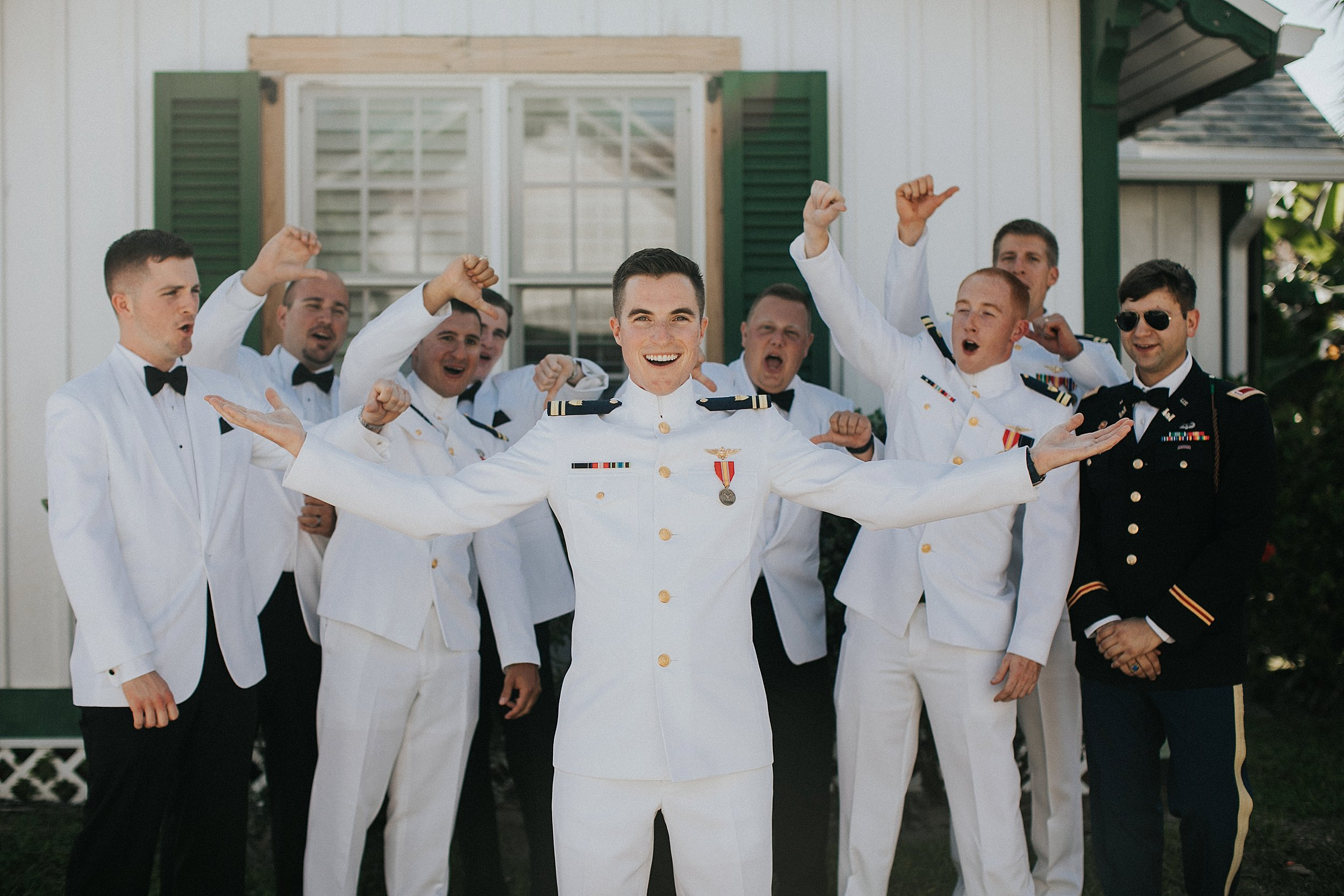 coast guard wedding florida