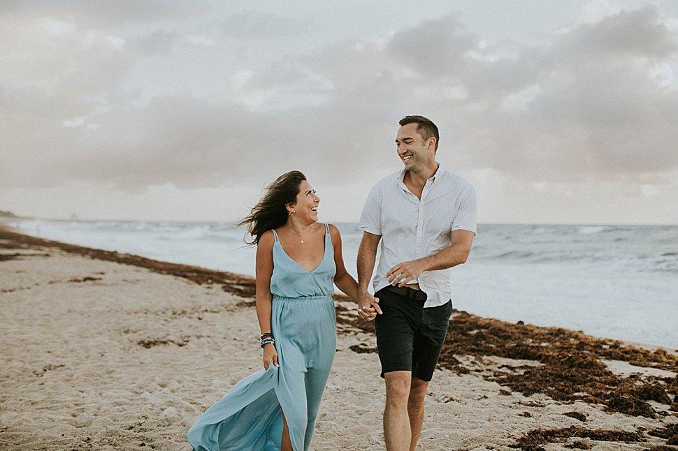 sunrise beach engagement florida
