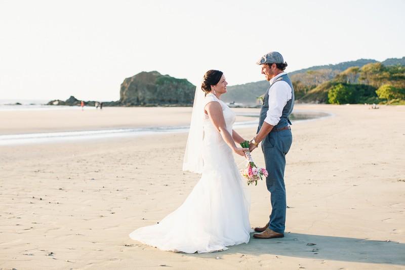 Courtney & Ryan Wedding - Playa Grande, Costa Rica