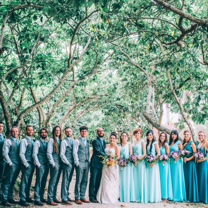 Alex and Doug - Old Grove Wedding {South Florida Wedding Photographer}
