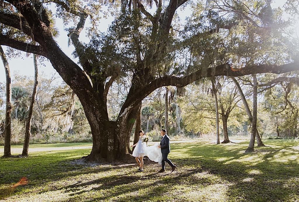 riverbend park elopement