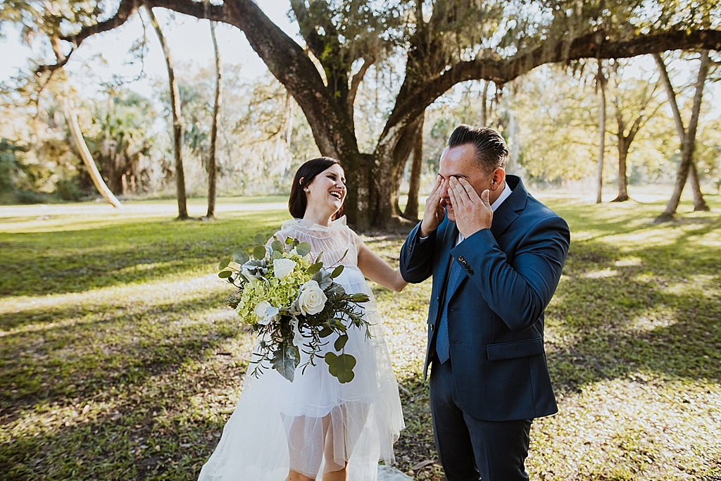 Central Florida elopement photographer