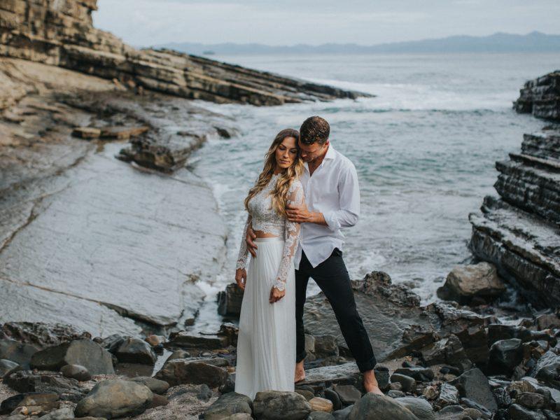 Hannah + Josh - San Juan Del Sur, Nicaragua Wedding { Nicaragua Destination Wedding Photographer}