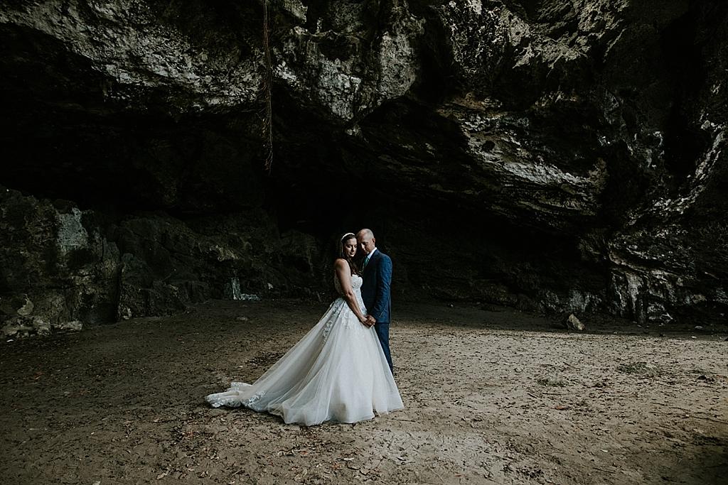 Eluethera Bahamas wedding