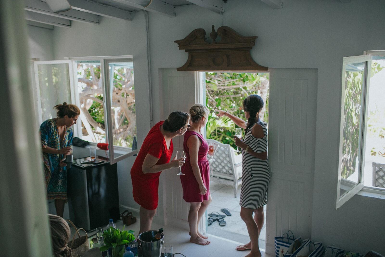 bridesmaids bahamas