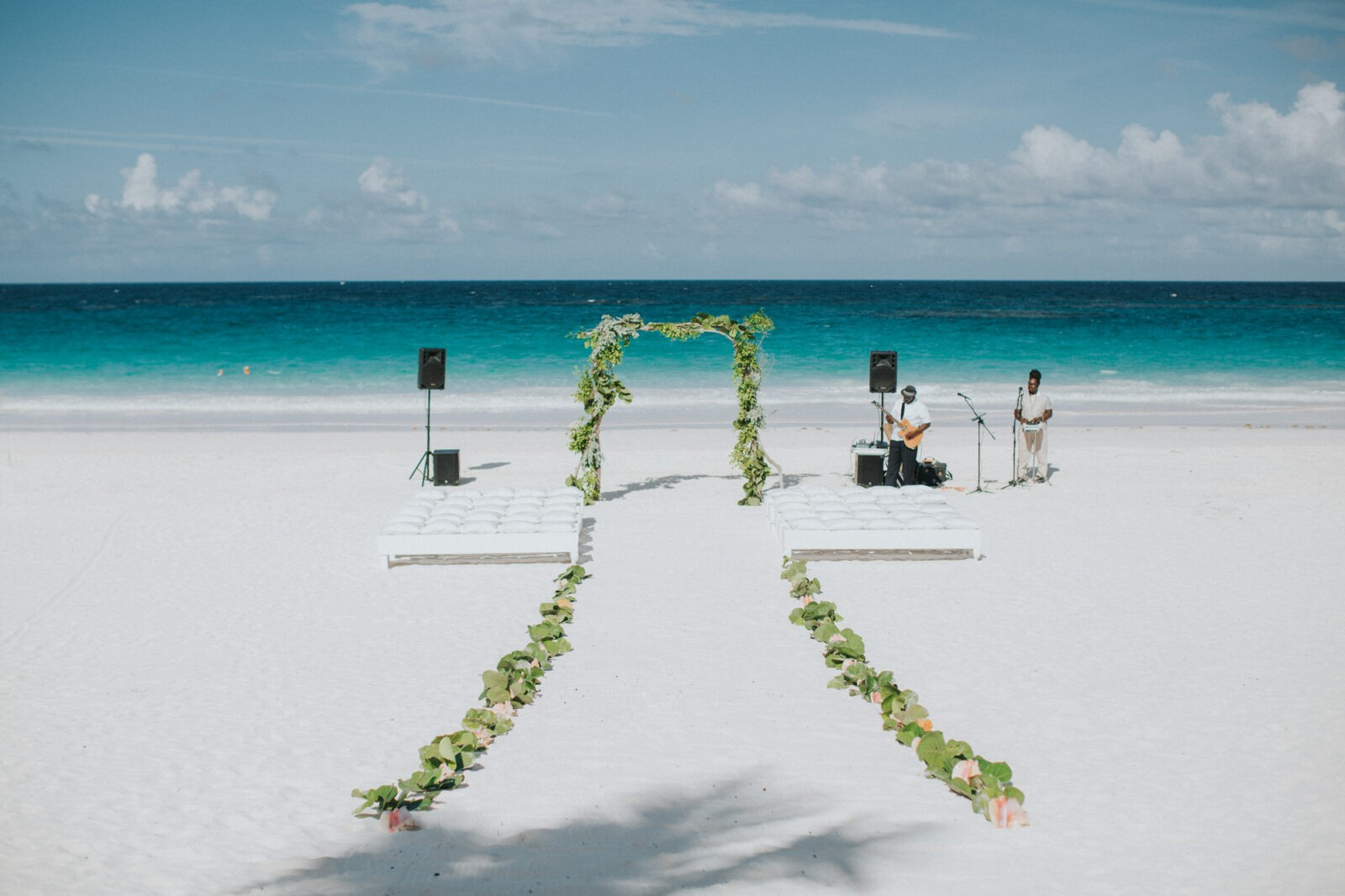 ocean view club wedding harbour island bahamas