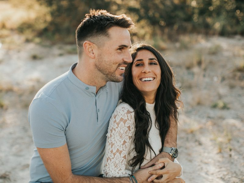 Kasey + Devon - Sunset Engagement Session Jonathan Dickenson State Park - {Florida Engagement Photographer}