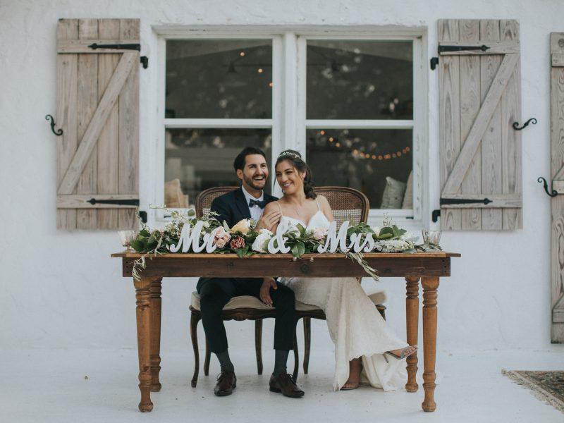 Chris + Marcela Intimate Backyard Miami Beach Wedding {Miami Wedding Photographer}
