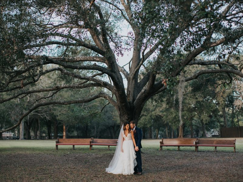 Nancy and Jacob Arundel Estate Wedding {Orlando Florida Wedding Photographer}