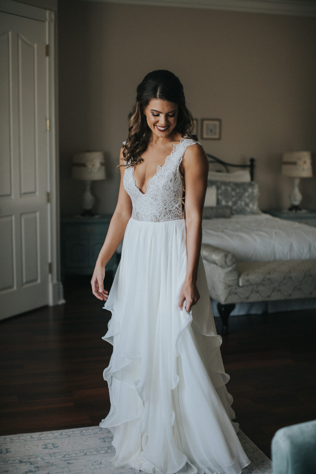 Colorful Wedding Dresses Rental Los Angeles Ornament - All Wedding ...