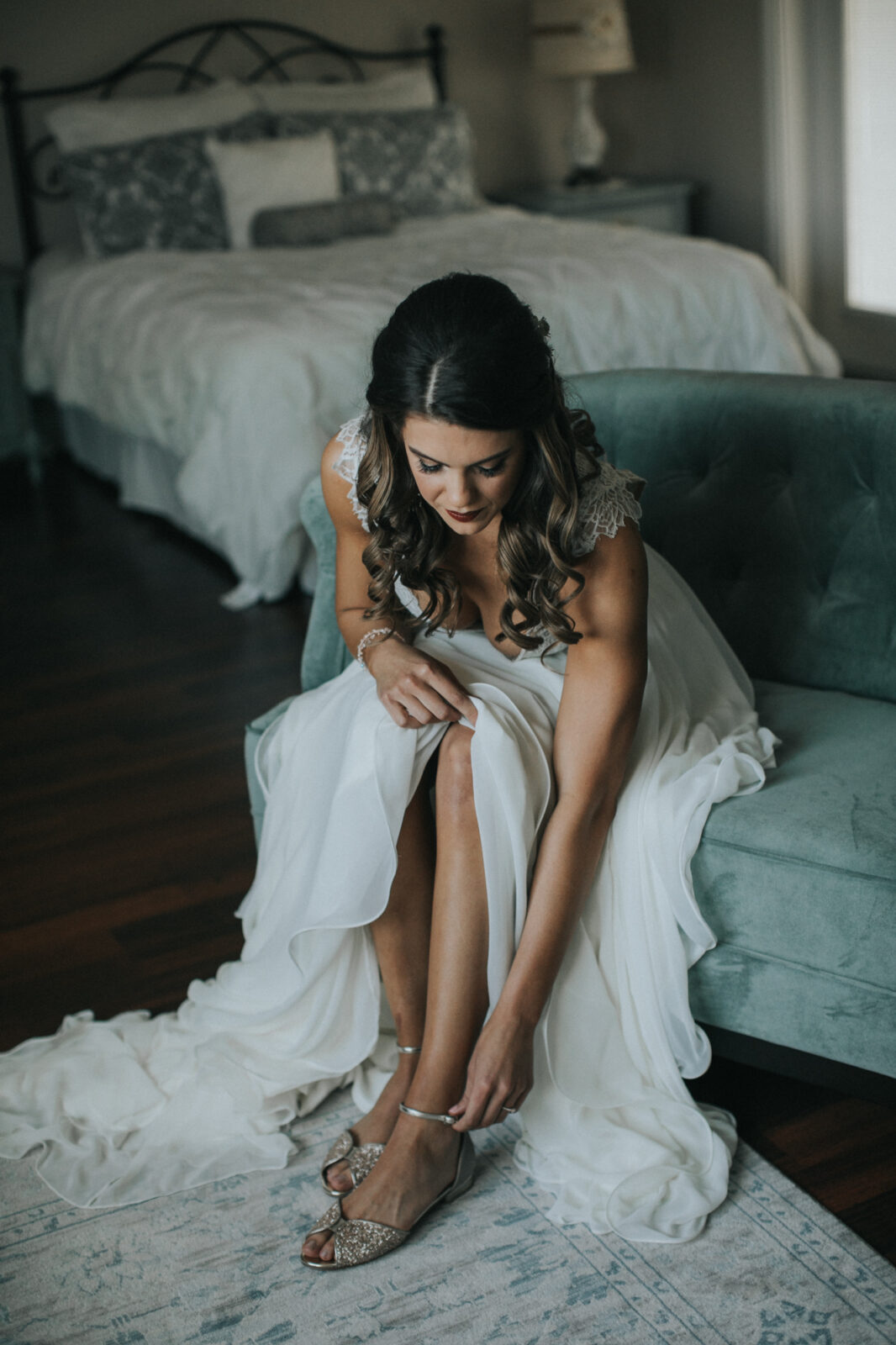moody wedding photography