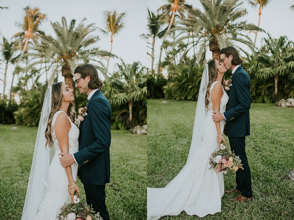 romantic islamorada wedding