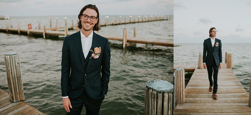 groom portraits in islamorada