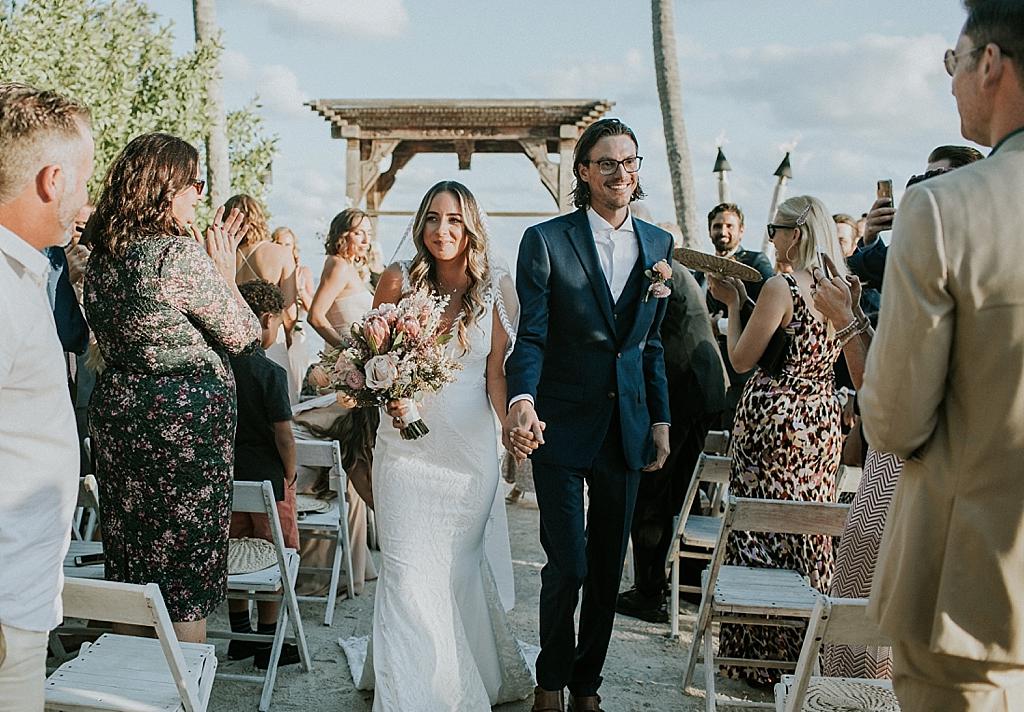 florida keys fall wedding