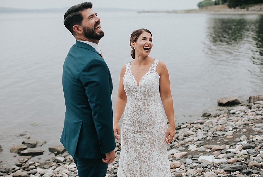 lakeside elopement vermont