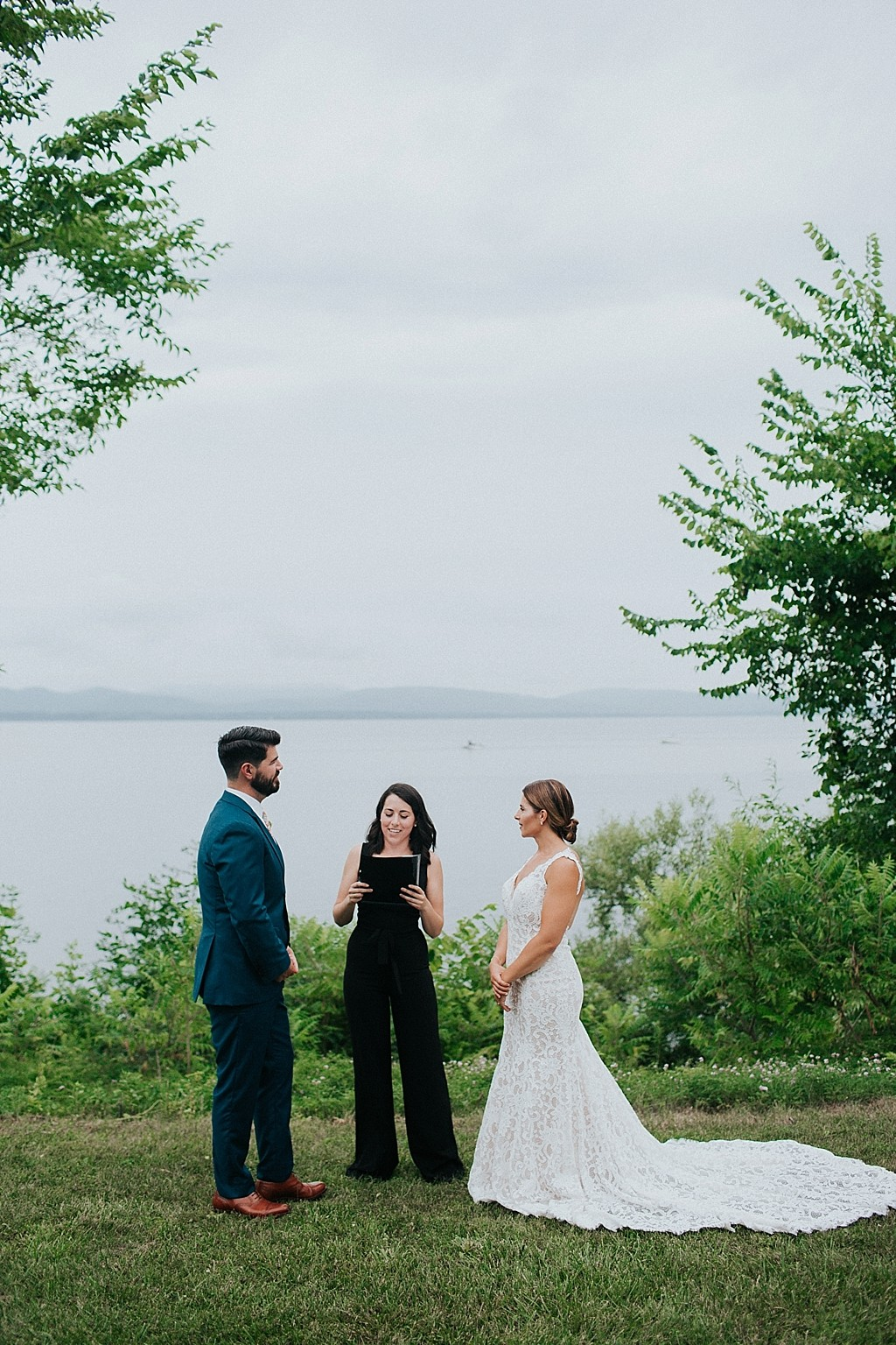 vermont mountain elopement