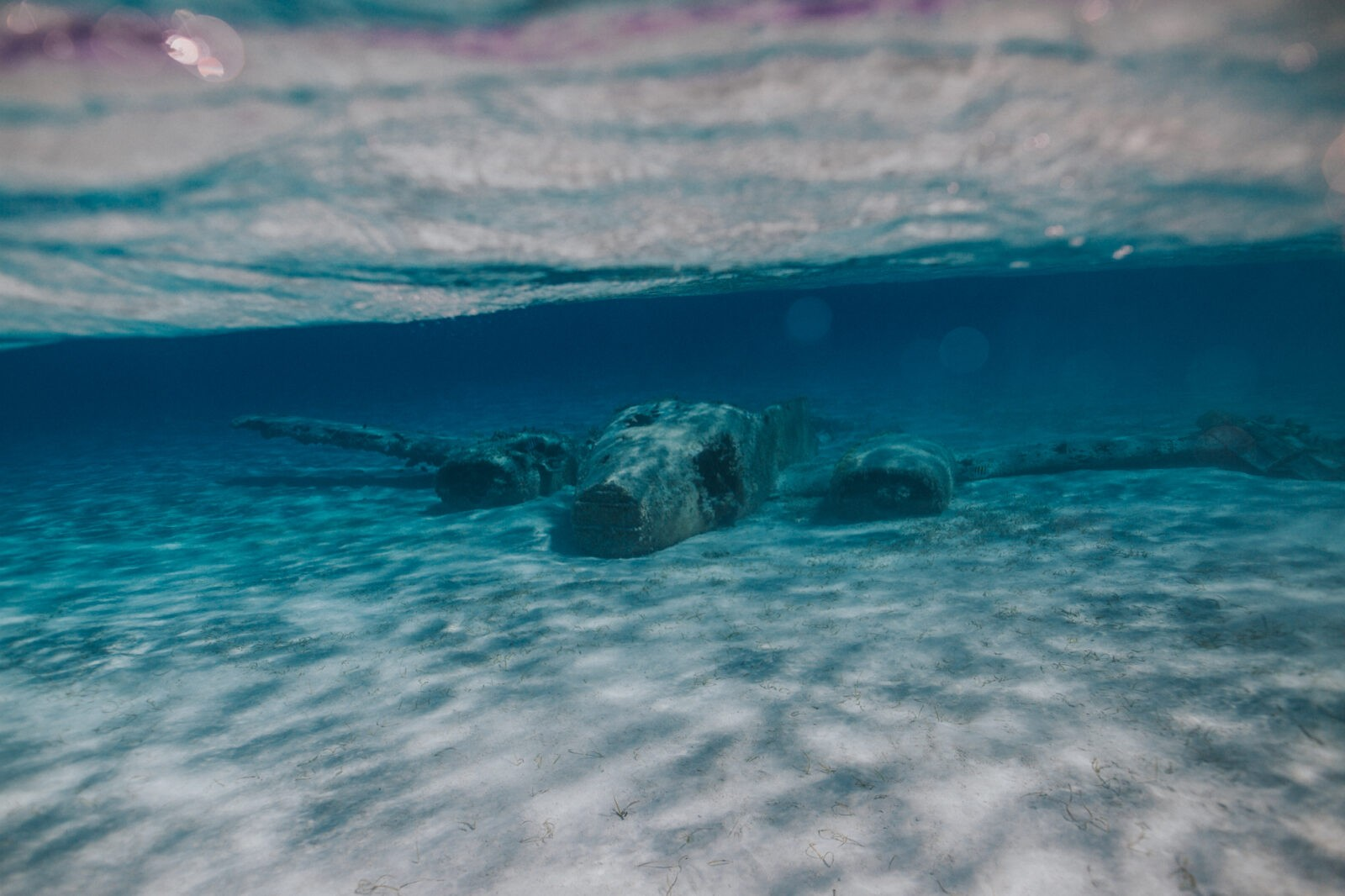 exuma shipwreck