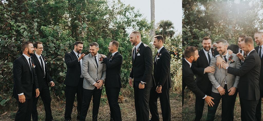 fun groomsmen photos