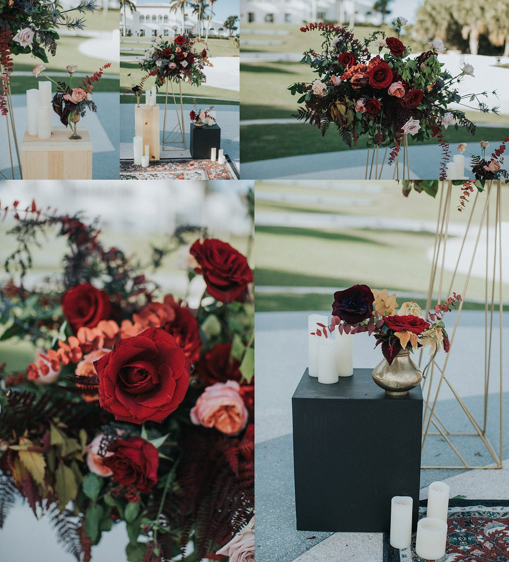 classic romantic florida wedding