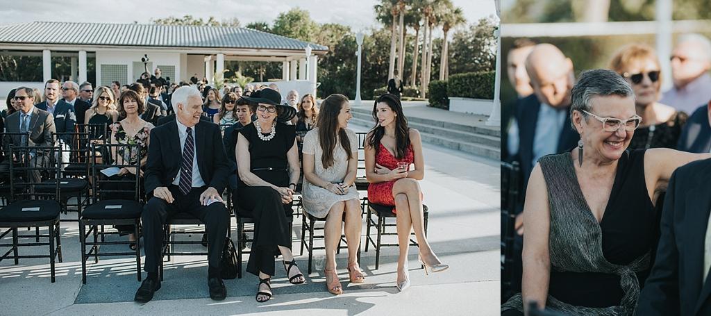 wedding at the mansion at tuckahoe on hutchinson island florida